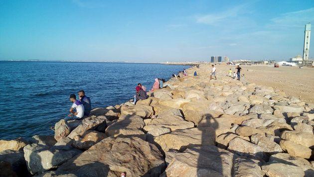 Promenade des Sablettes d'Alger : Plus de 200.000 visiteurs par