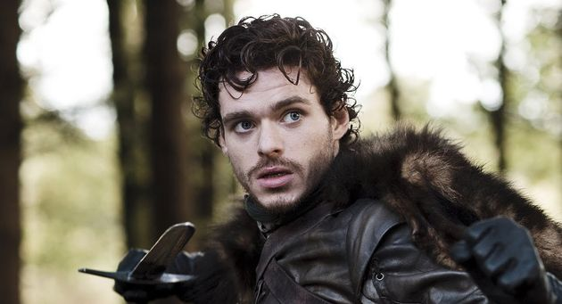 Richard played Robb Stark in 'Game Of