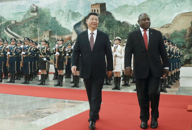 La Chine promet 60 mds de dollars au développement de