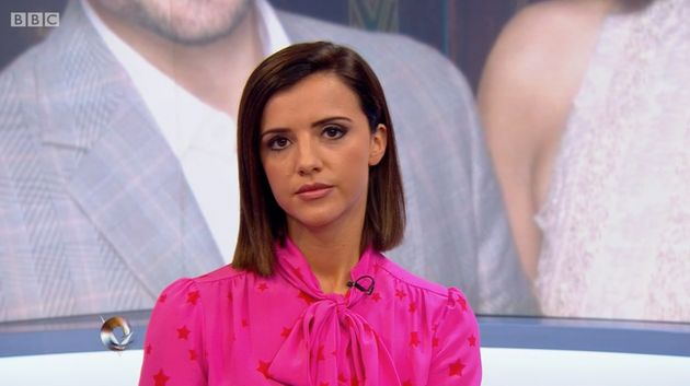 Lucy Mecklenburgh on 'Victoria