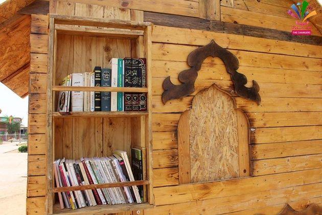 Quand la société civile promeut la culture: Un Parc public de Tataouine s'enrichit d'une bibliothèque