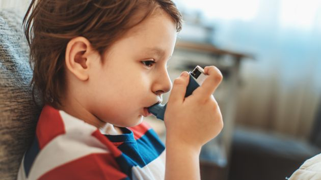 Asthma Attacks Double For Children When They Go Back To