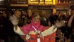Quand Khalti Mbarka représente la Tunisie en Belgique, ça donne une danse