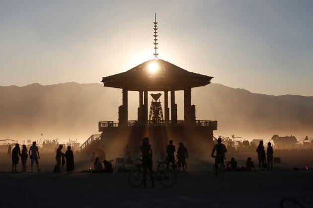 Voyez les plus belle photos du festival Burning Man 2018 dans le désert du