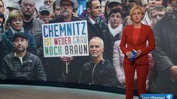 """""""Tagesthemen"""" entschuldigen sich für Fehler in Chemnitz-Bericht"""