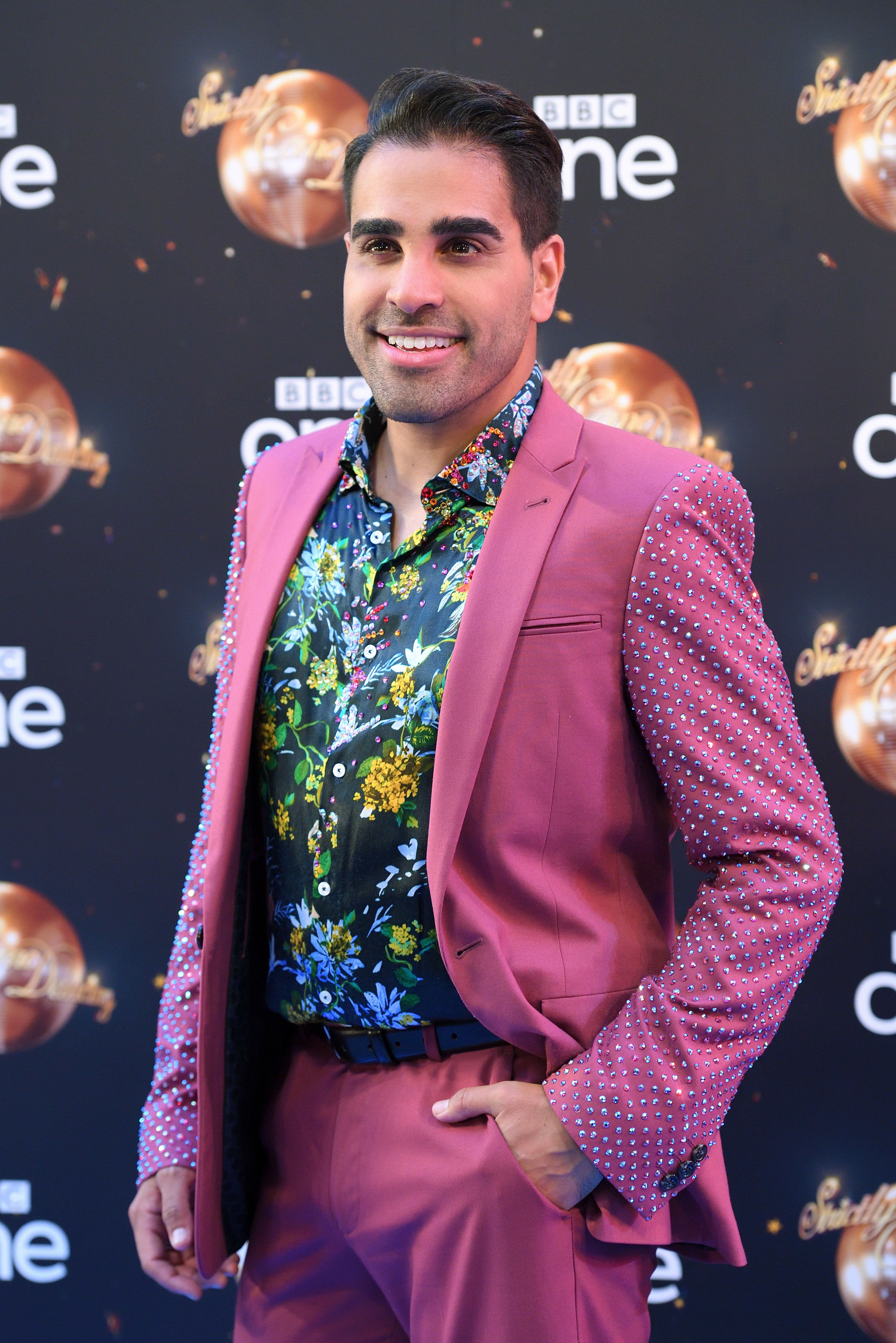 Dr Ranj Applauds Range Of Diversity Among New 'Strictly Come Dancing'