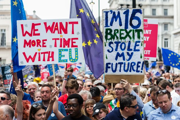 We Cannot Exclude 16- And 17-Year-Olds From A Vote On The Final Brexit