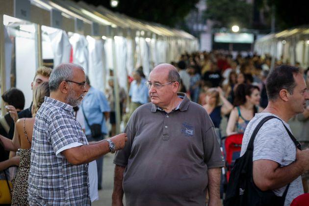 47ο Φεστιβάλ Βιβλίου: Παυλόπουλος, Μυρσίνη Ζορμπά και
