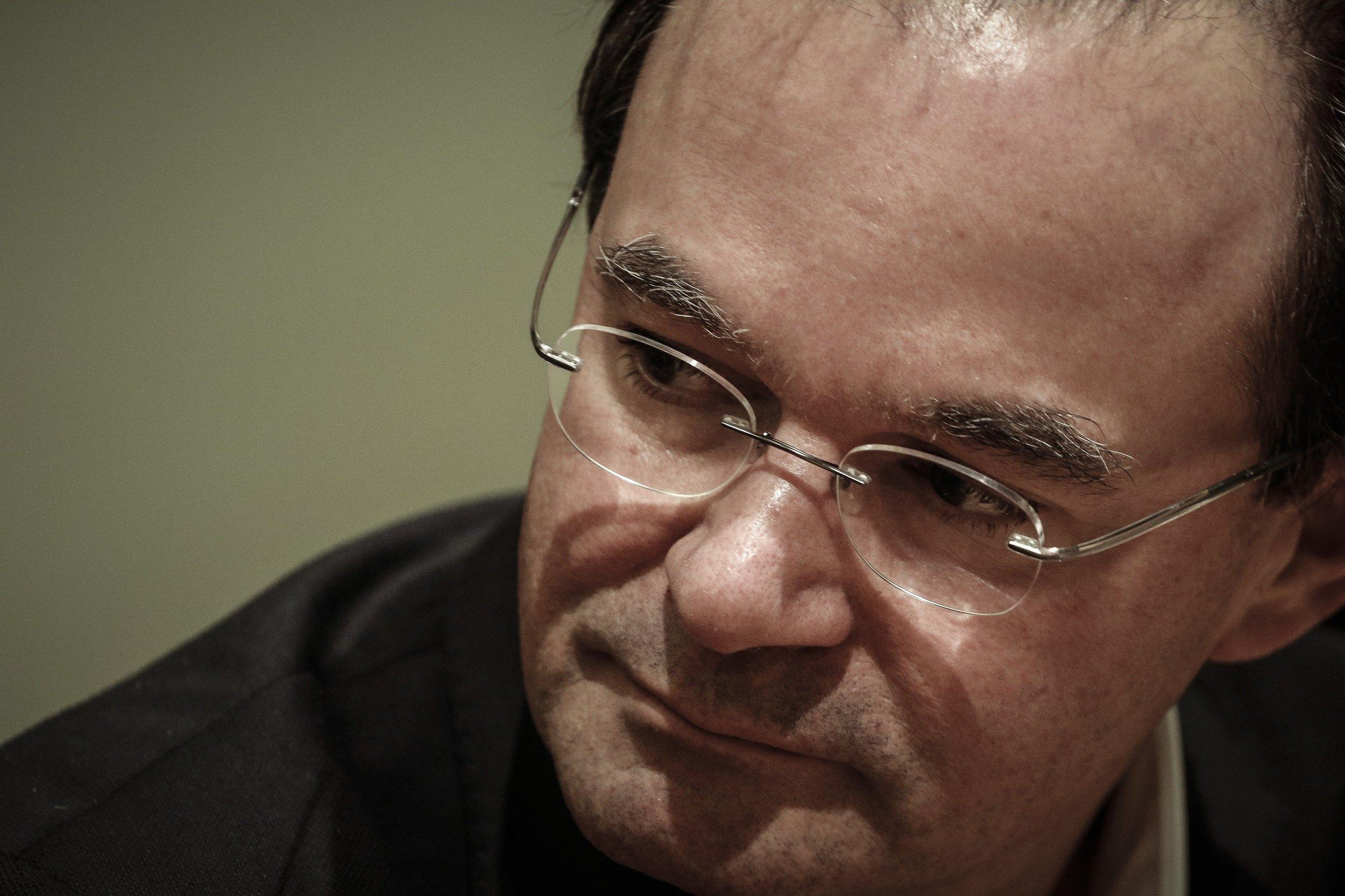 Γιώργος Παπακωνσταντίνου: Όλοι κάναμε λάθος. Και εμείς και οι θεσμοί