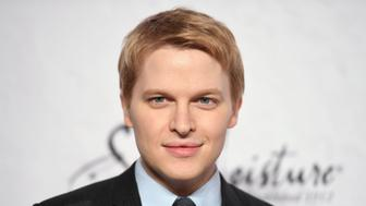 Ronan Farrow attends Variety's Power of Women: New York at Cipriani Wall Street on April 13, 2018 in New York City. / AFP PHOTO / ANGELA WEISS        (Photo credit should read ANGELA WEISS/AFP/Getty Images)