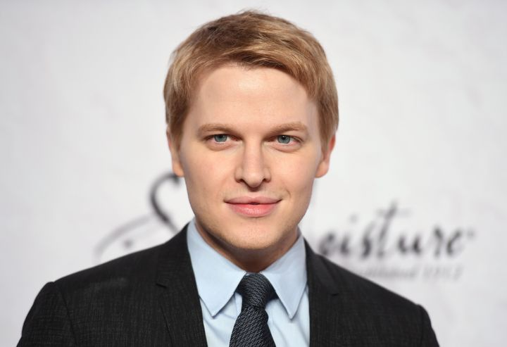 A former producer at NBC Newssaid network executives attempted to stop a story by Ronan Farrow, above, about sexual mis