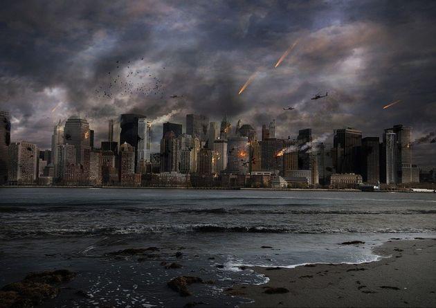 지구의 지속가능 모델을 위해 만든 프로그램이 지구문명의 몰락을