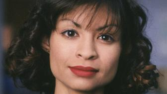 ER -- 'February 5, 1995' Episode 15 -- Air Date 02/02/1995 -- Pictured: Vanessa Marquez as Nurse Wendy Goldman -- Photo by: Alice S. Hall/NBCU Photo Bank