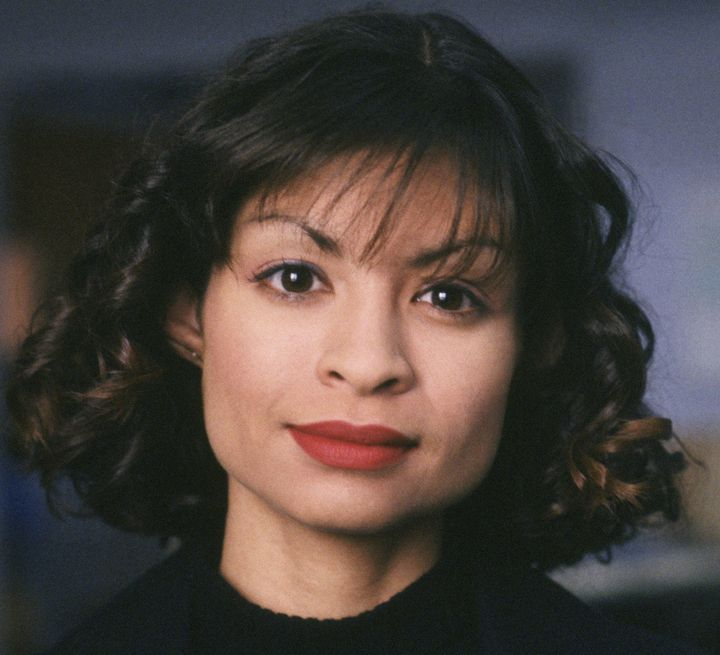 "Vanessa Marquez was best known for playing nurse Wendy Goldman on the hit NBC show, ""ER."" She died during an incident with po"