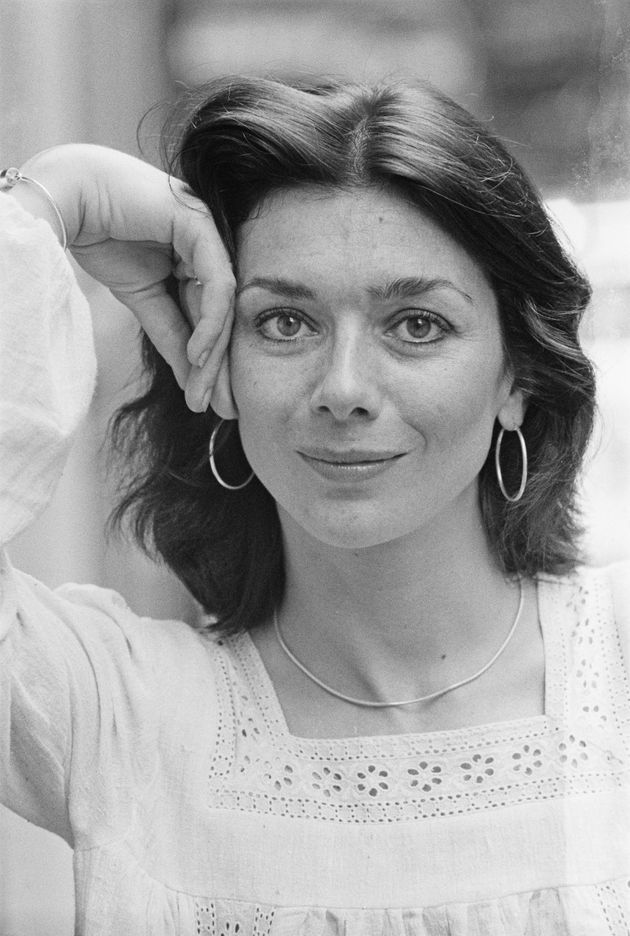 Jacqueline Pearce, pictured in