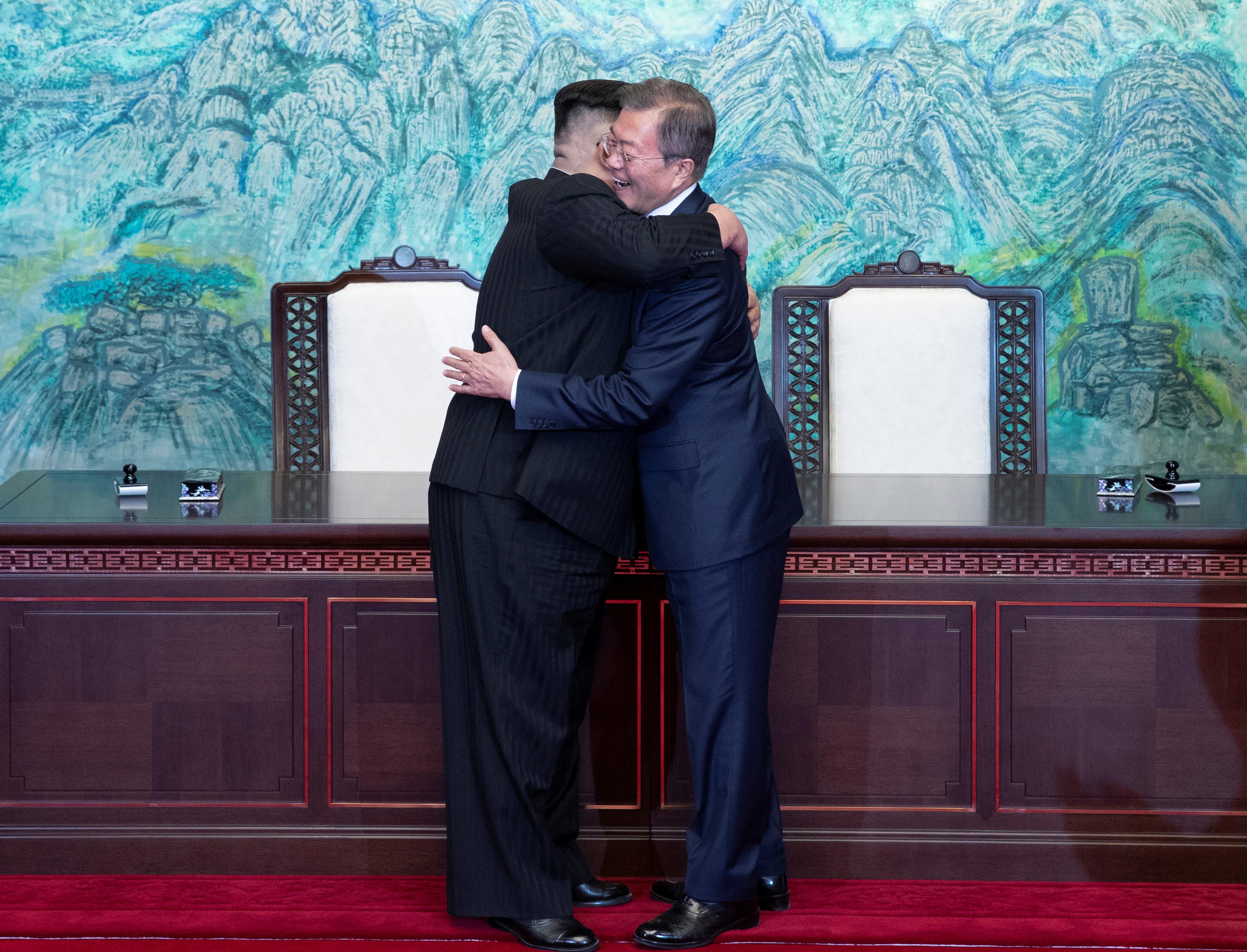 대북 특사, 종전선언 큰 그림