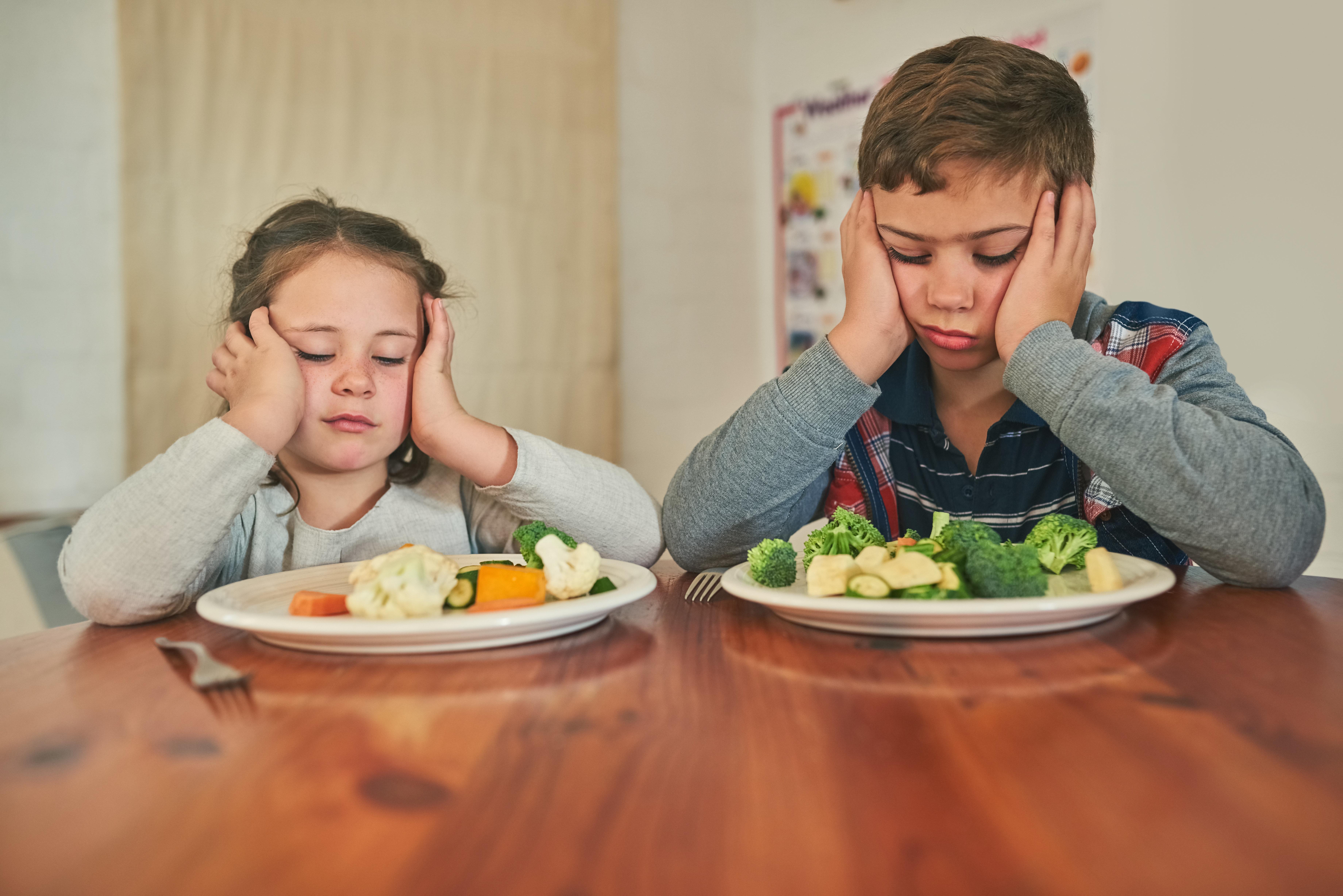 Votre enfant est difficile? Voici comment il veut que sa nourriture soit