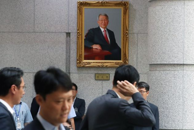 '양승태 대법원'이 비자금 수억원을 조성했다고 검찰이