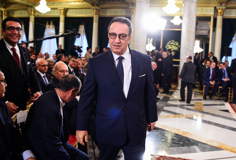 Les ministres de Nidaa tounes confient leur avenir au gouvernement à la direction du