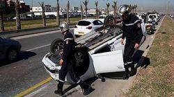 Accident de la route : la wilaya d'Alger en première place au niveau