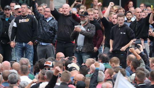 Wie Pegida und AfD versuchen, die Jugend in Chemnitz