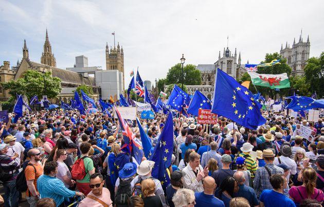 GMB Union Demands Second Referendum On Final Brexit
