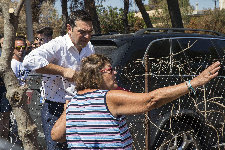 Συντονιστική επιτροπή των κατοίκων στο Μάτι: Όλα γίνονται ανησυχητικά αργά...