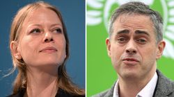 Green Party Elects Jonathan Bartley and Sian Berry As Its New