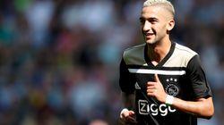 Championnat néerlandais: L'international marocain Hakim Ziyech, meilleur joueur de
