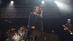 Was ich erlebte, als ich das Anti-Rechts-Konzert in Chemnitz