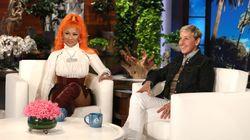 Nicki Minaj Reveals Surprising Detail About Her Love Life To Ellen