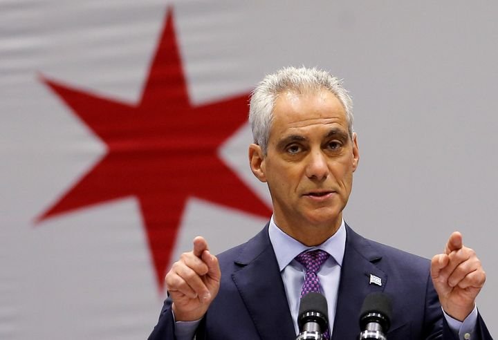 Rahm Emanuel, who became mayor of Chicago in 2011, will not seek re-election next year.