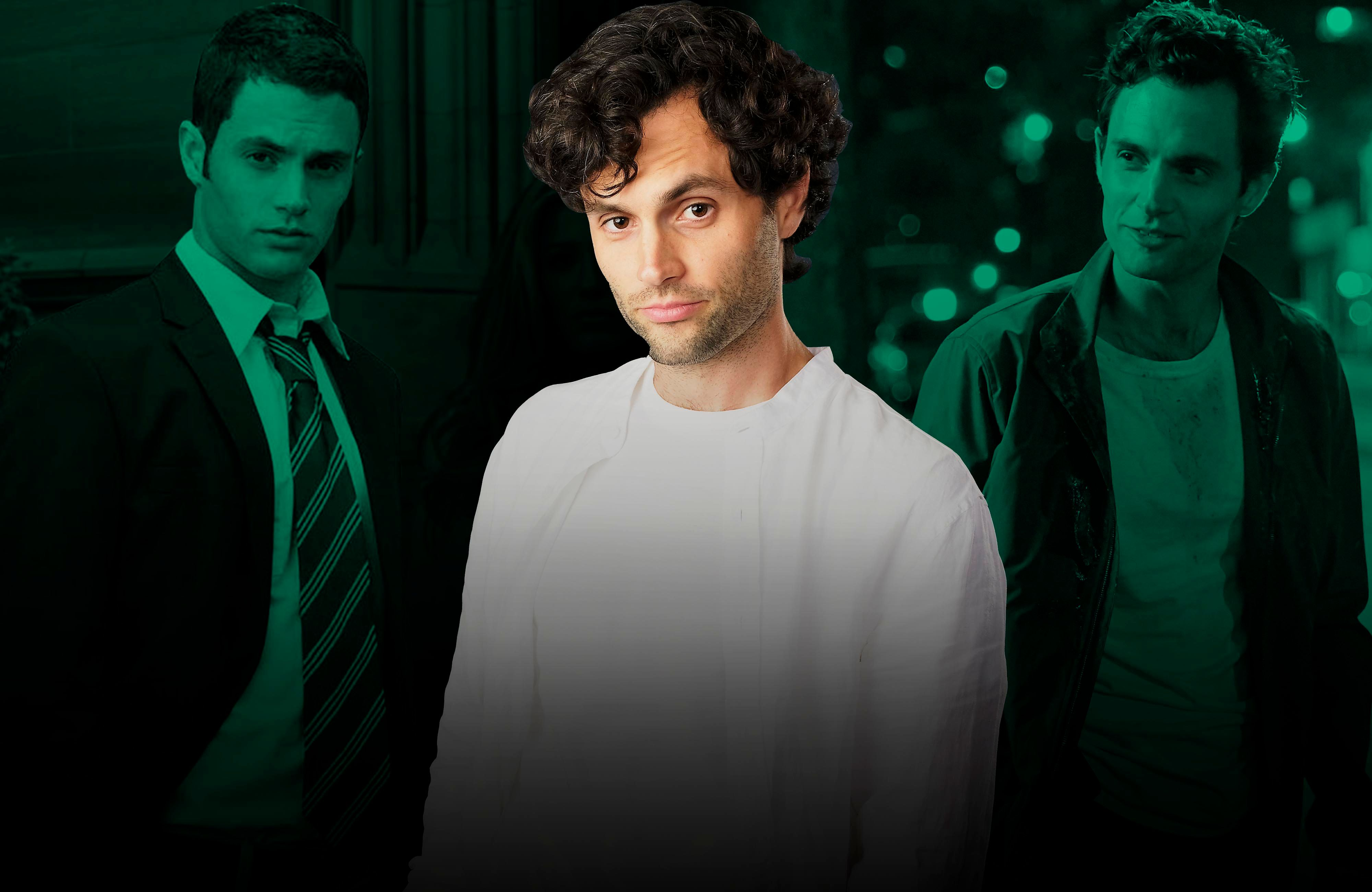 Penn Badgley Gets Meta About His Return To TV As A Very Charming