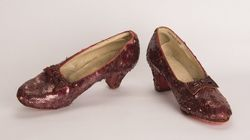 Stolen Ruby Red Slippers From 'Wizard Of Oz' Found By FBI After 13