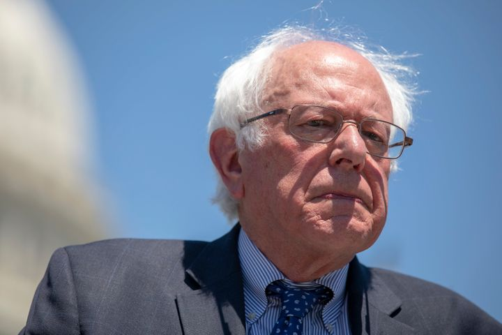 What The Bernie Sanders Amazon Welfare Fight Is Really About