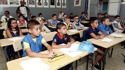 Plus de 9 millions d'élèves rejoindront mercredi les bancs des