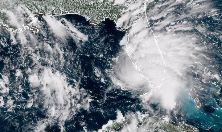 Tropical Storm Gordon Begins Soaking Gulf Coast Ahead Of