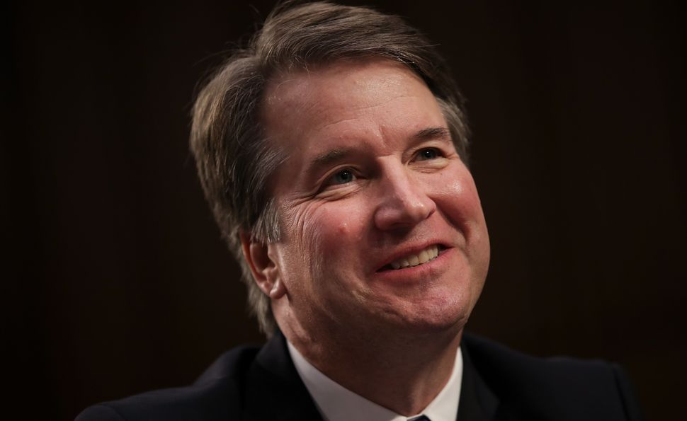 Brett Kavanaugh began carefully recrafting his official court bio two years ago.