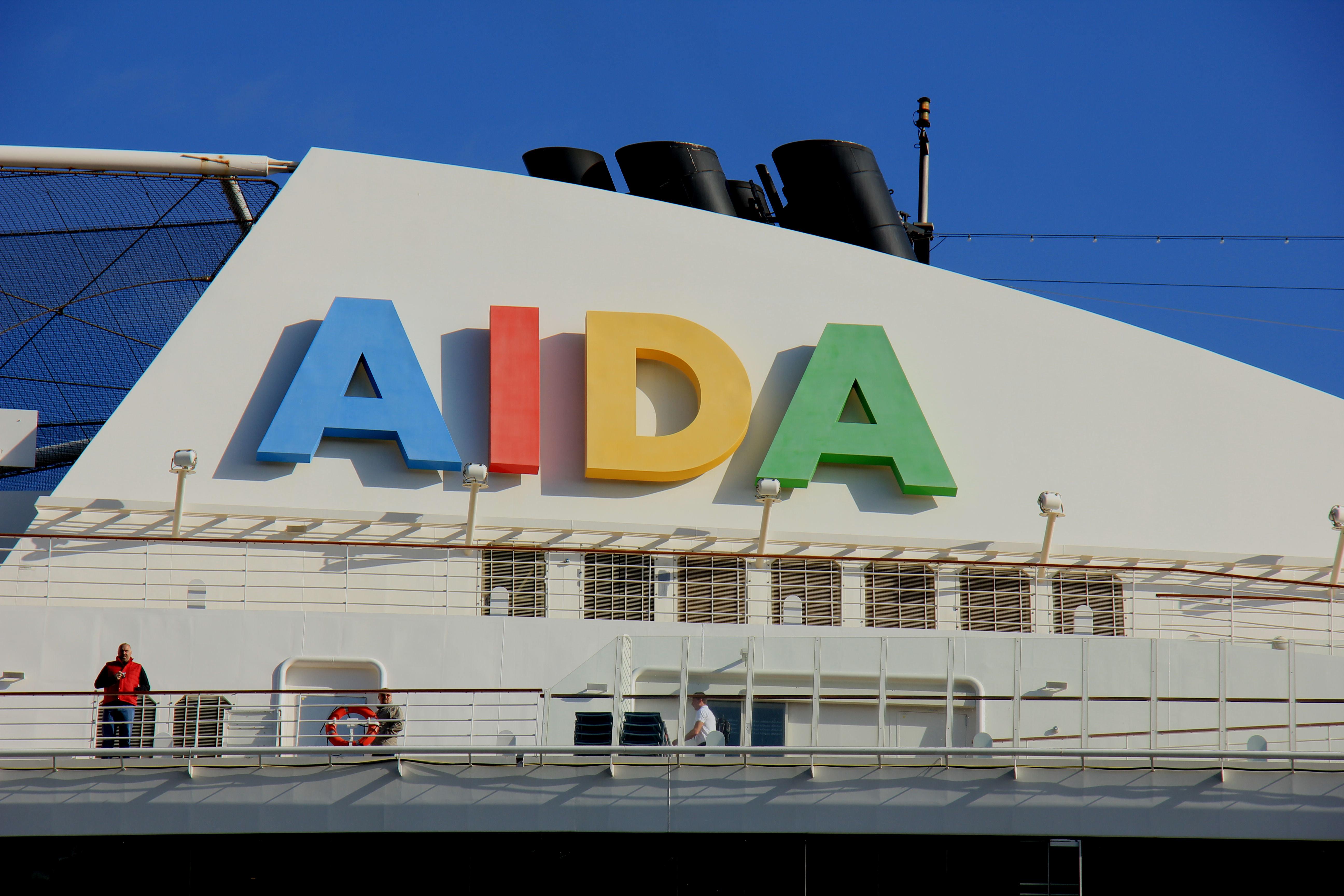 Mann verstirbt auf Aida-Fahrt – Witwe macht Aida schwere