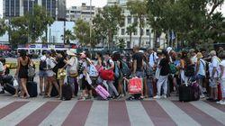 Αυξημένη κίνηση στα λιμάνια μετά την λήξη της απεργίας της