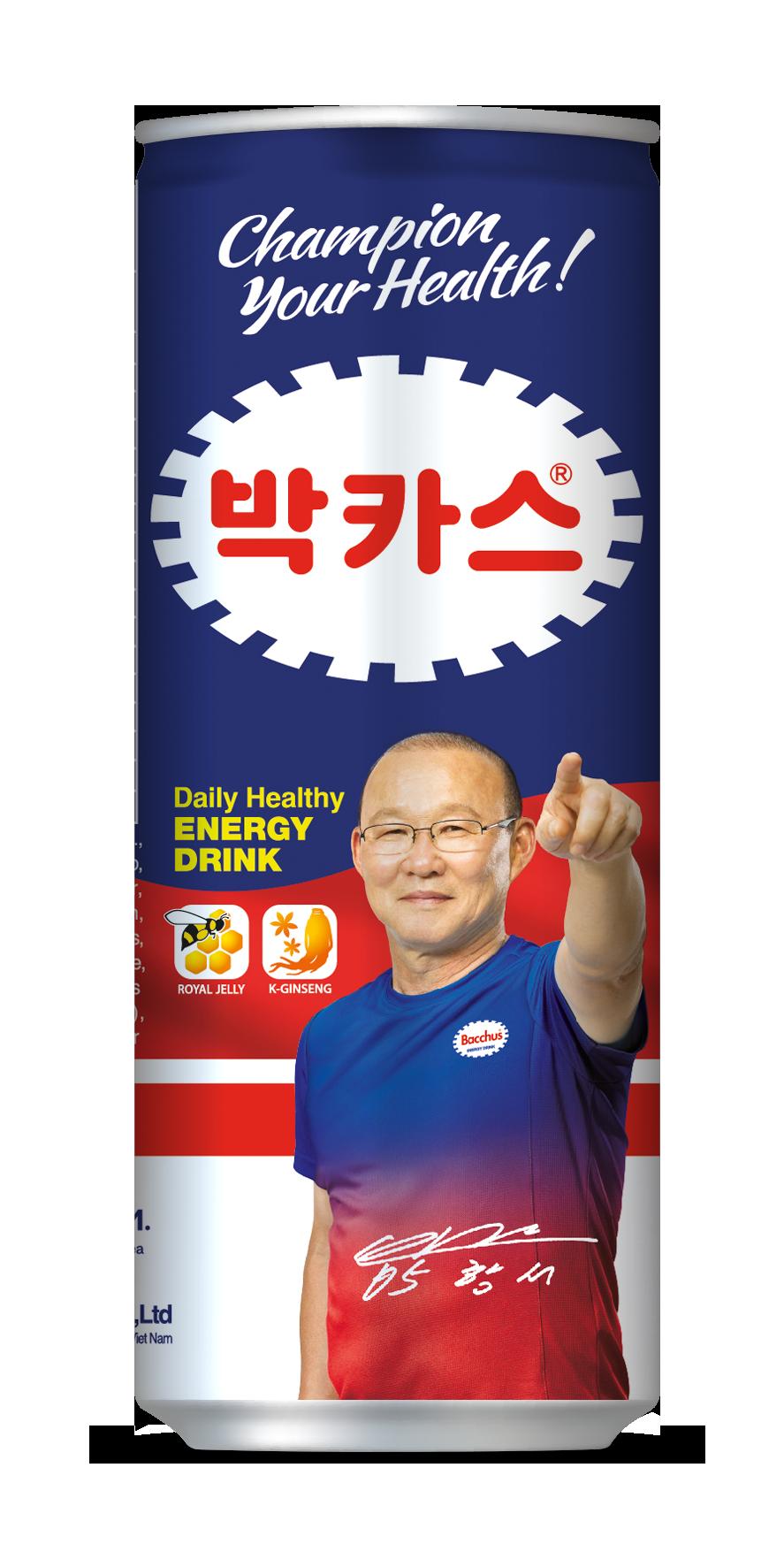 '박카스'가 베트남에서 인기리에 팔리고 있는