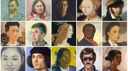 Η νέα εφαρμογή ArtSelfie ταιριάζει το πρόσωπό σας με αυτό ενός διάσημου έργου