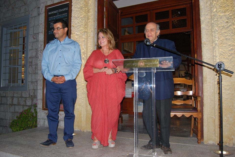 Τα χρόνια της Γαλλίας: Μια σπουδαία και από τις πιο προσωπικές εκθέσεις του Φασιανού στην