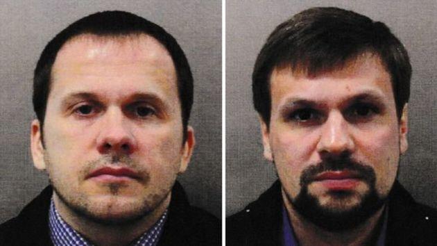 Η Βρετανία κατονόμασε δύο Ρώσους ως υπόπτους για την απόπειρα δολοφονίας του πρώην κατασκόπου Σκριπάλ....