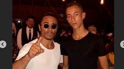 Après le roi Mohammed VI, Salt Bae partage une photo avec le prince Moulay El