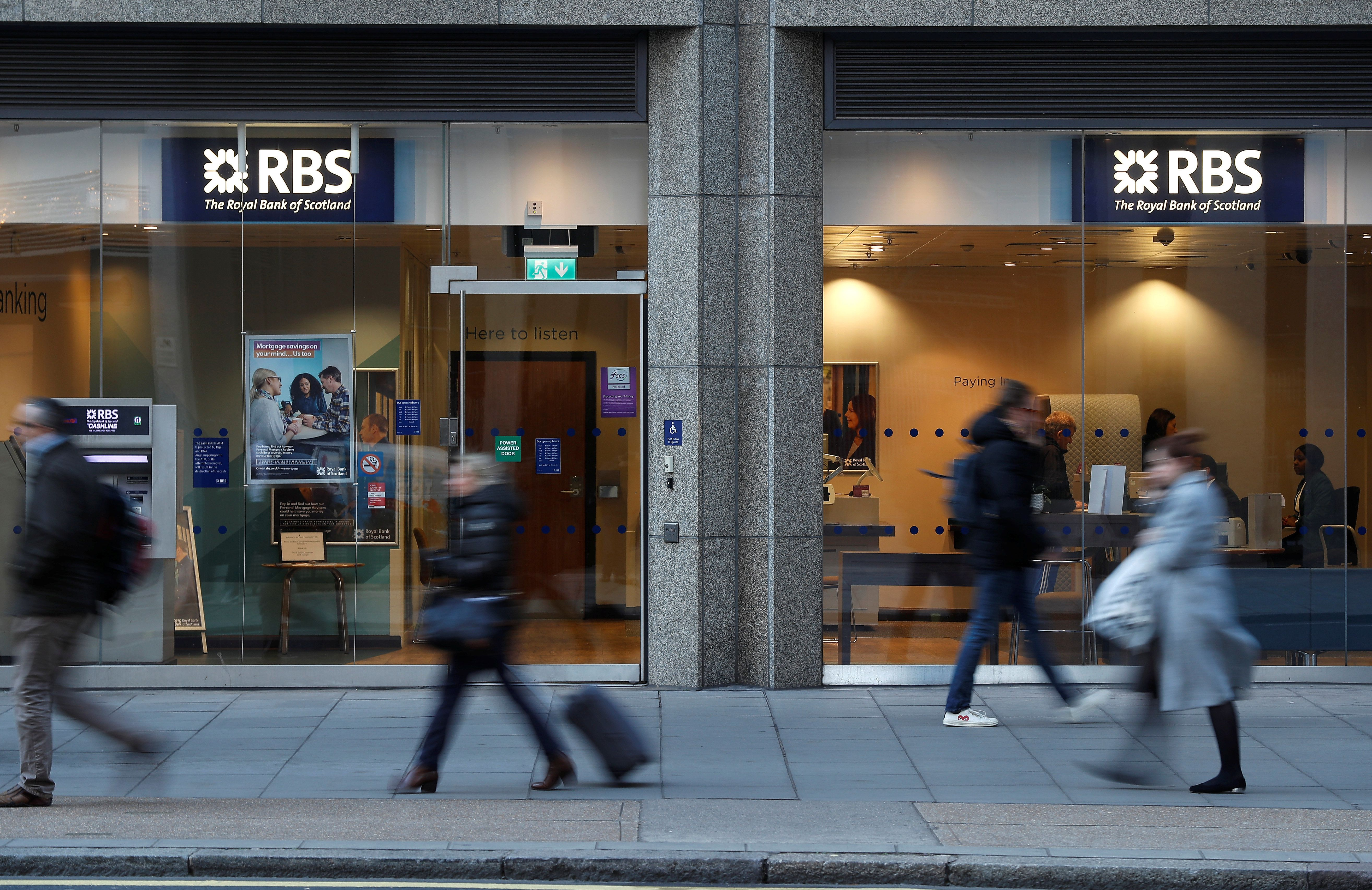 The Royal Bank of Scotland has announced further branch closures