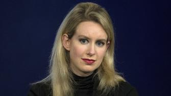 FILE PHOTO:  Elizabeth Holmes, CEO of Theranos, attends a panel discussion during the Clinton Global Initiative's annual meeting in New York, U.S., September 29, 2015.  REUTERS/Brendan McDermid/File Photo