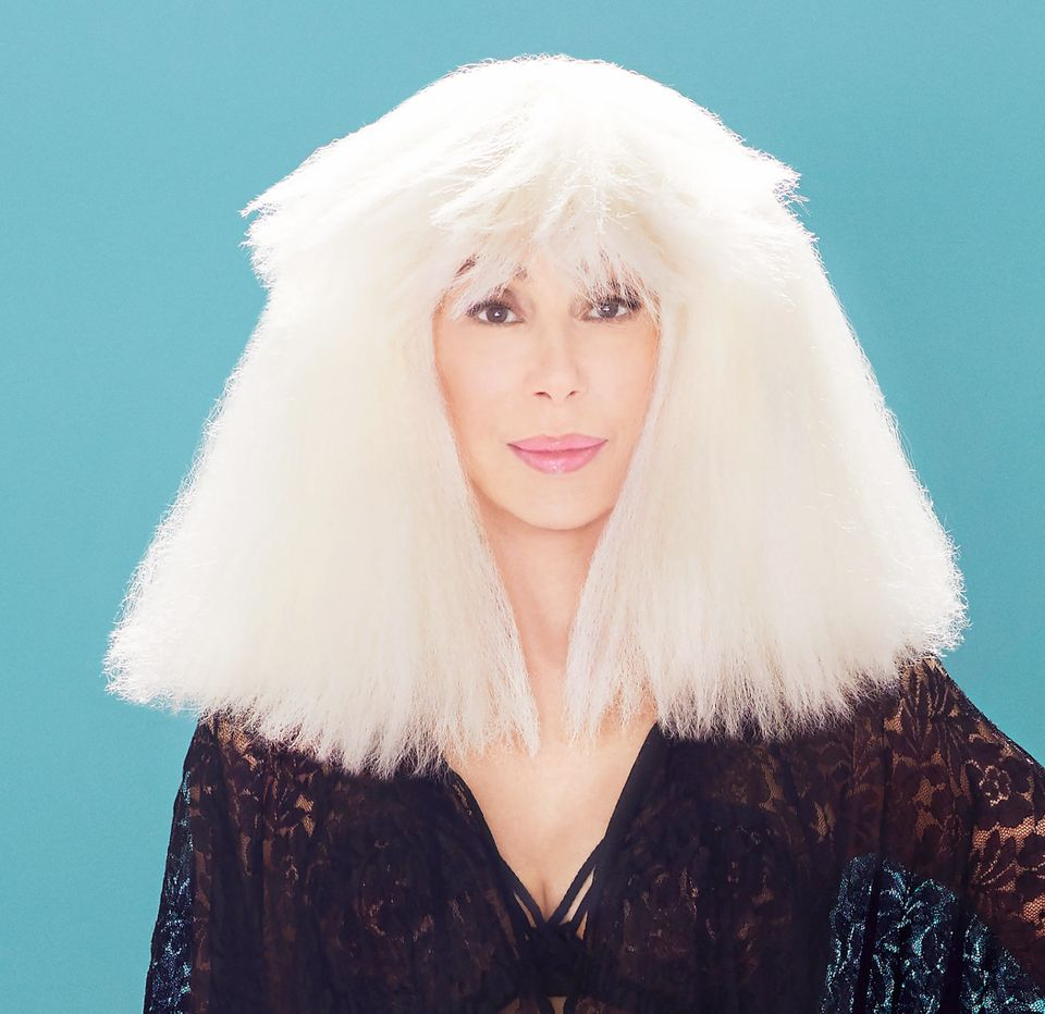 Cher, in a promotional image for