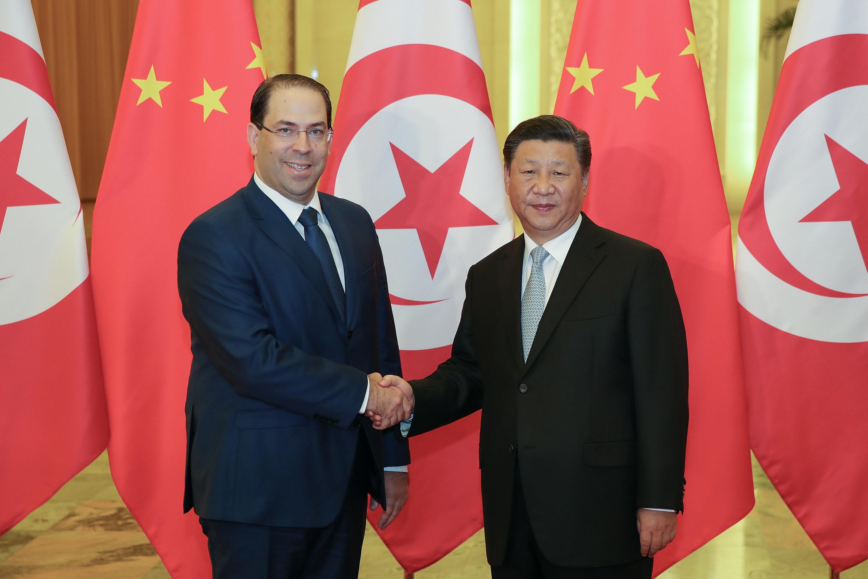 Un don de 110 millions de dinars de la Chine à la