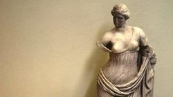 Σύλληψη αρχαιοκάπηλων με άγαλμα της θεάς Αφροδίτης και άλλα πολύτιμα αρχαία